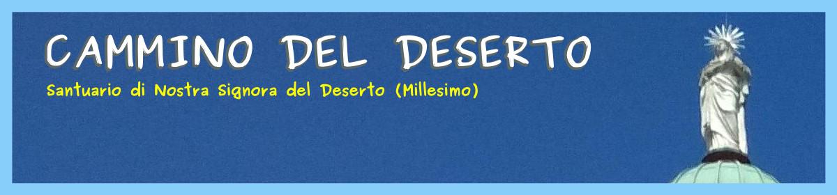 Cammino del Deserto
